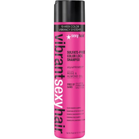 Sexy Hair Vibrant Color Lock Shampoo 300ml