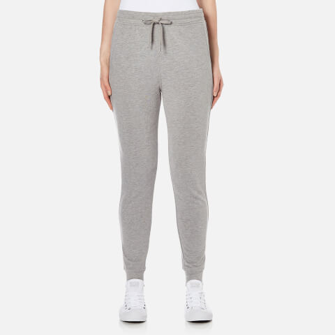 T by Alexander Wang Women's Enzyme Washed French Sweatpants - Heather Grey