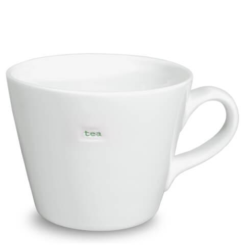 Keith Brymer Jones Bucket Tea Mug - White