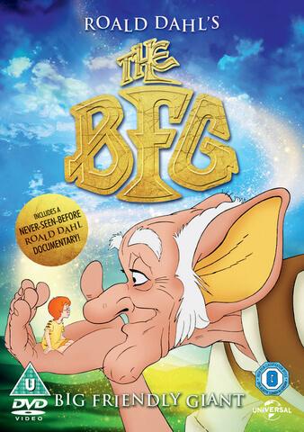 Roald Dahl's: The BFG Big Friendly Giant