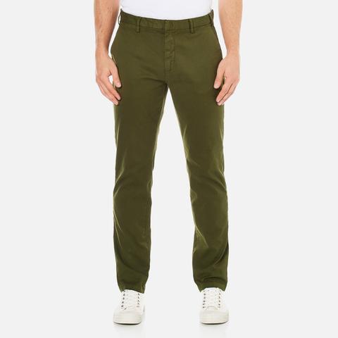 GANT Rugger Men's Rugger Chinos - Duffle Green