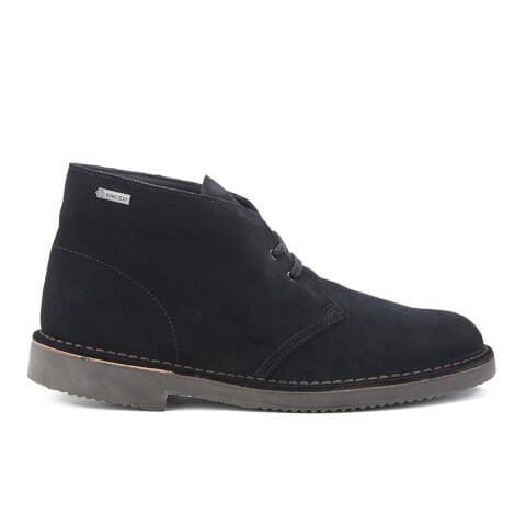 Clarks Originals Men's GORE-TEX Desert Boots - Black Suede