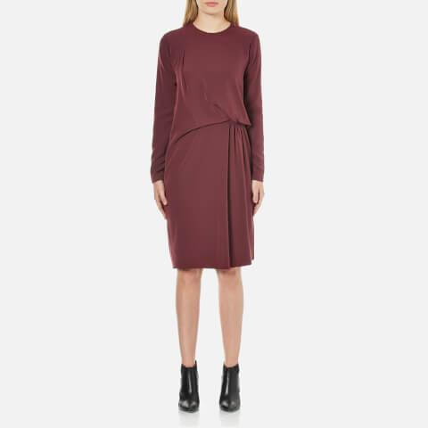 By Malene Birger Women's Acarmar Dress - Deep Ruby