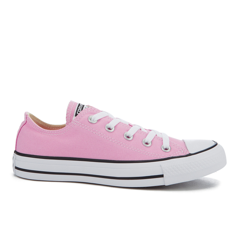 Converse Women's Chuck Taylor All Star Ox Trainers - Icy Pink