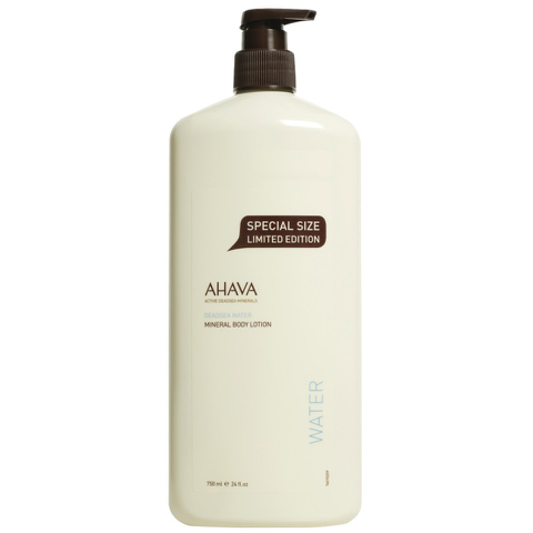 AHAVA Mineral Body Lotion - Triple Size