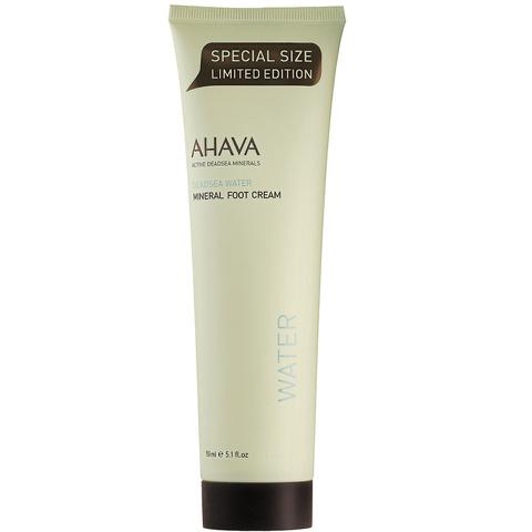 AHAVA Mineral Foot Cream - 50 Percent More