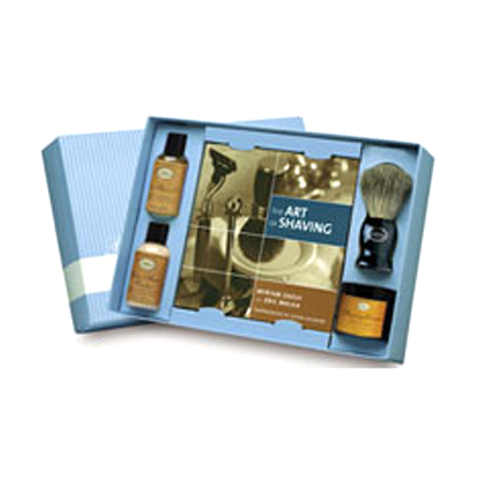 The Art of Shaving Full Size Kit - Lemon
