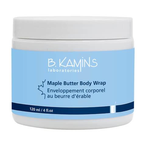 B Kamins Maple Butter Body Wrap