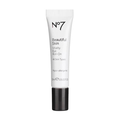 Boots No.7 Beautiful Skin Vitality Eye Roll-On