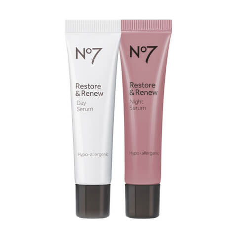 Boots No.7 Restore and Renew Day and Night Serum