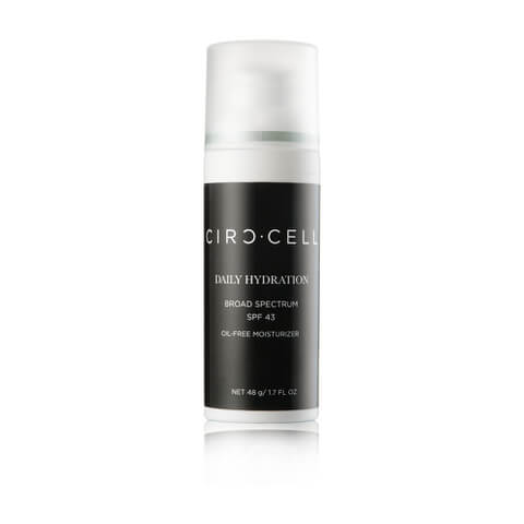 Circ-Cell Daily Hydration Broad Spectrum SPF 43 Oil-Free Moisturizer