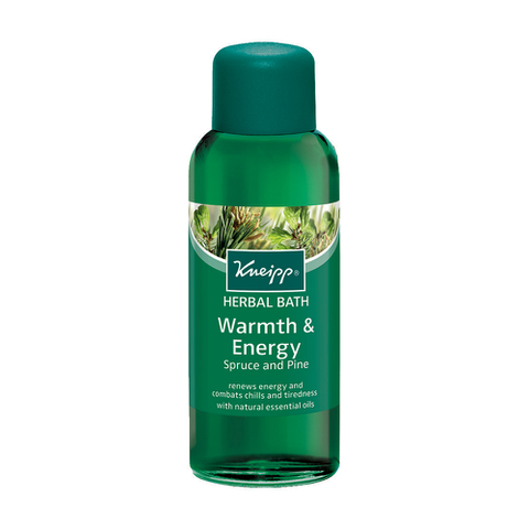 Kneipp Spruce and Pine Warmth and Energy Bath