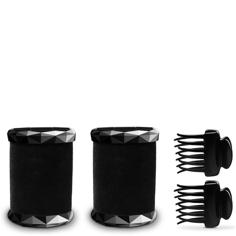 T3 Voluminous Hot Rollers 2 Pack X-Large