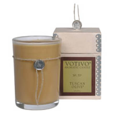 Votivo Aromatic Candle - Tuscan Olive