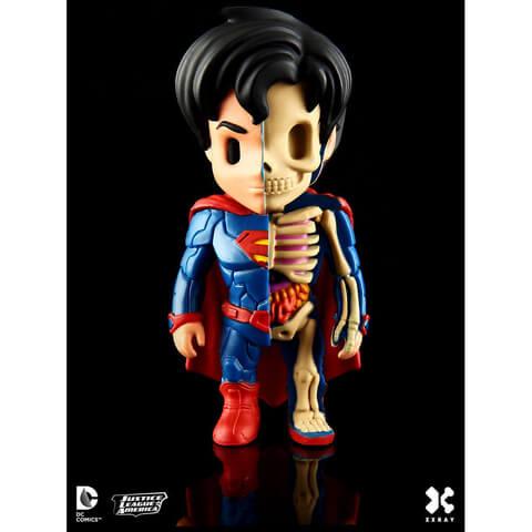 DC Comics XXRAY Figure Wave 1 Superman 10 cm