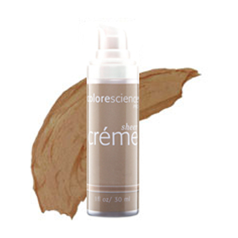 Colorescience Sheer Creme Foundation- Eye of The Tiger
