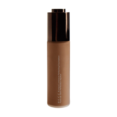Becca Aqua Luminous Perfecting Foundation - Deep Bronze