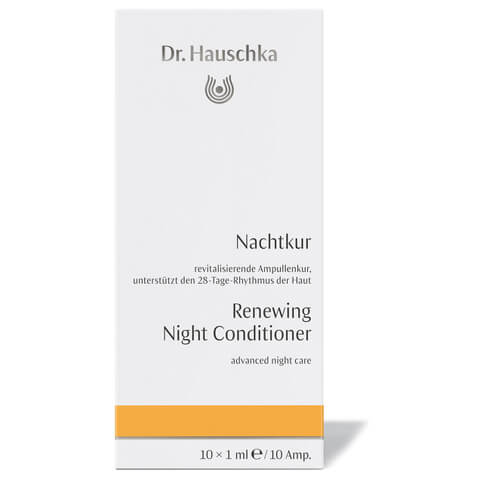 Dr Hauschka Renewing Night Conditioner - 10 ampoules