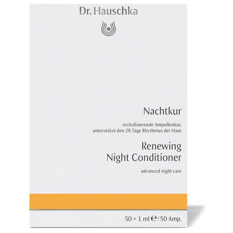 Dr Hauschka Renewing Night Conditioner - 50 ampoules