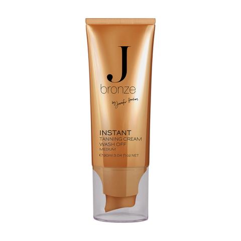 Jbronze Instant Tanning Cream - Medium