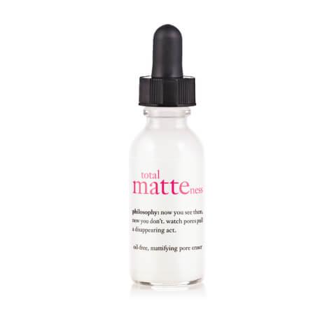 philosophy total matteness oil-free pore eraser