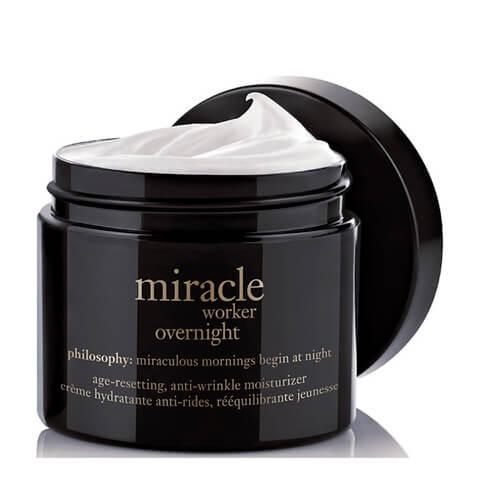 philosophy miracle worker overnight night cream