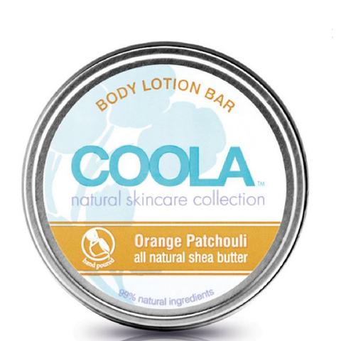Coola Body Lotion Bar Orange Patchouli