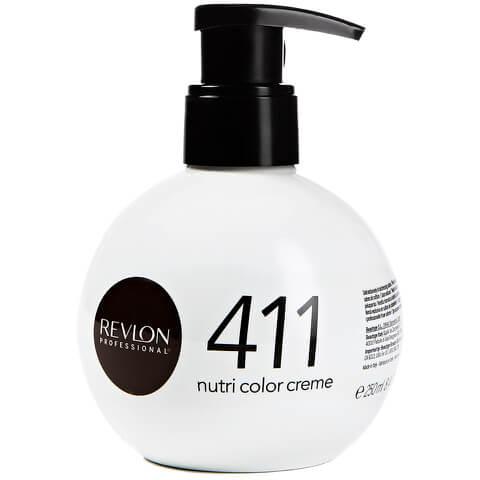 Revlon Professional Nutri Color Creme 411 Brown 250ml
