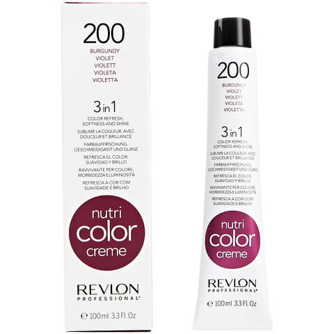 Revlon Professional Nutri Color Creme 200 Burgundy 100ml