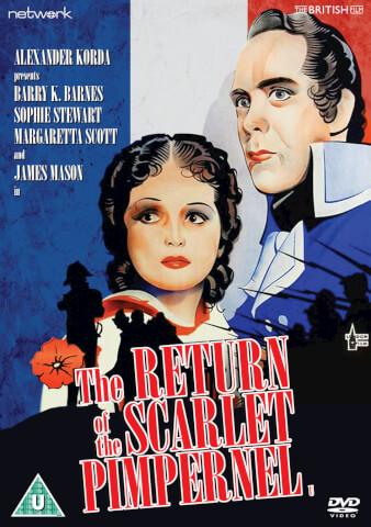 Return of the Scarlet Pimpernel