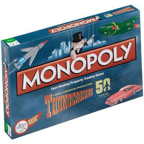 Monopoly - Thunderbirds Retro Edition