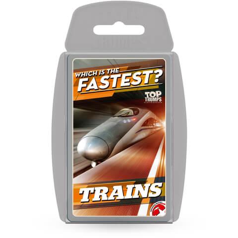 Classic Top Trumps - Trains