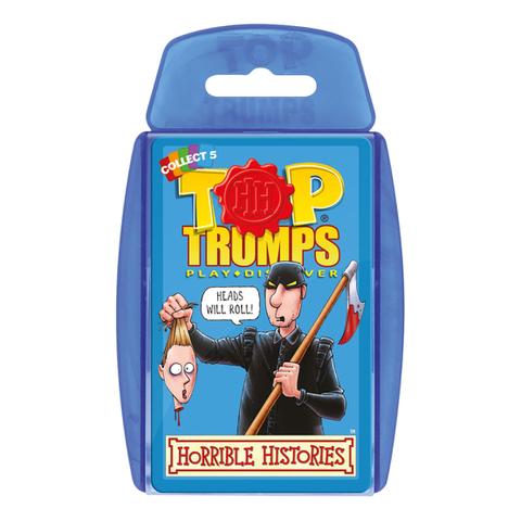 Top Trumps Specials - Horrible Histories