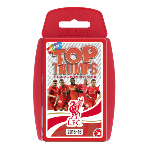 Top Trumps Specials - Liverpool FC 2015/16