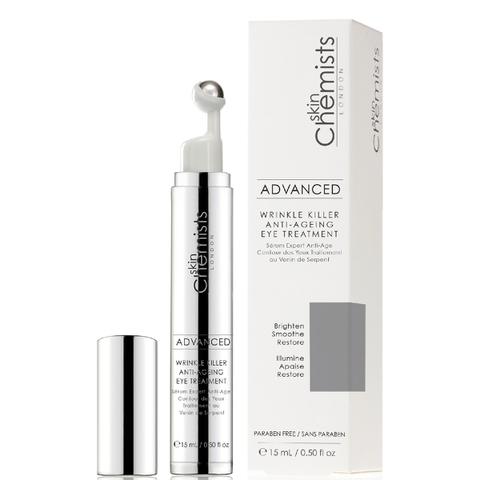 skinChemists Advanced Wrinkle Killer Anti-Ageing Eye Treatment 15ml
