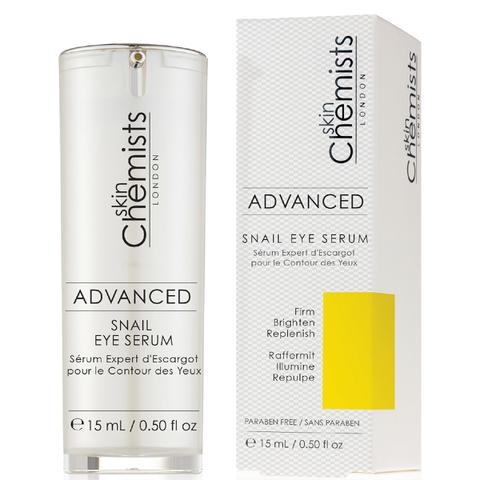 skinChemists Advanced Snail Eye Serum 15ml