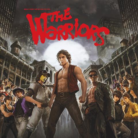 The Warriors 1979 The Original Soundtrack and Score (2LP) - Black Vinyl