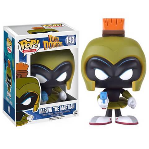 Duck Dodgers Marvin Martian Funko Pop! Figur