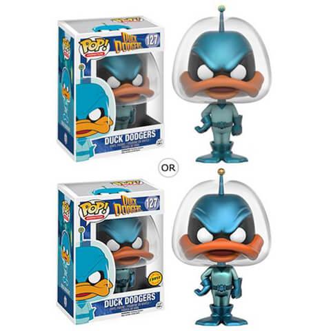 Duck Dodgers Funko Pop! Figuur