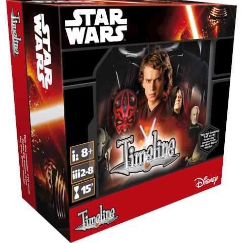 Star Wars Timeline (I, II, III)