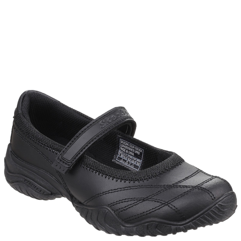 Skechers Kids' Velocity Pouty Shoes - Black