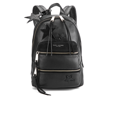 Marc Jacobs Women's Star Patchwork Backpack - Black/Multi