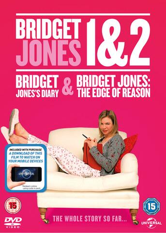 Bridget Jones 1-2: Double Pack (Includes UV Copy)