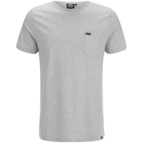 Animal Men's Young T-Shirt - Grey Marl