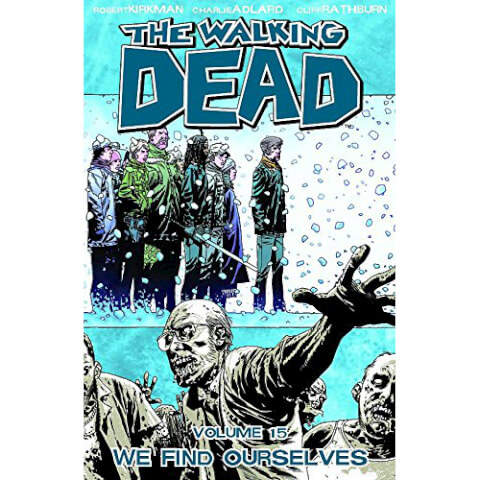 The Walking Dead: We Find Ourselves - Volume 15 Graphic Novel