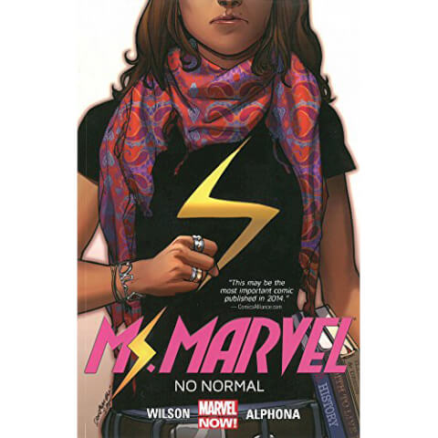 Ms. Marvel: No Normal - Volume 1 Graphic Novel