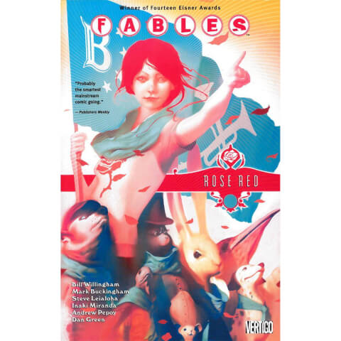 Fables: Rose Red - Volume 15 Graphic Novel