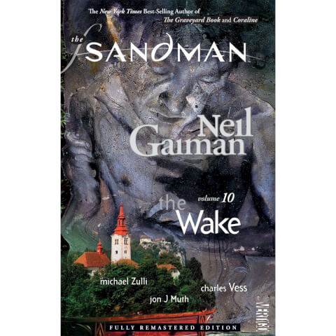 Sandman: The Wake - Volume 10 Graphic Novel (New Edition)