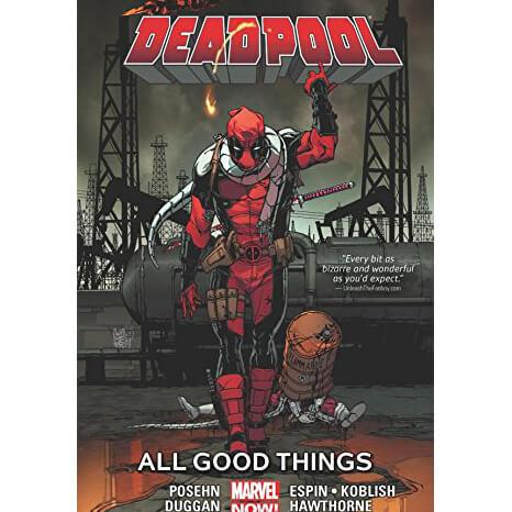 Marvel Deadpool: All Good Things - Volume 8 Graphic Novel