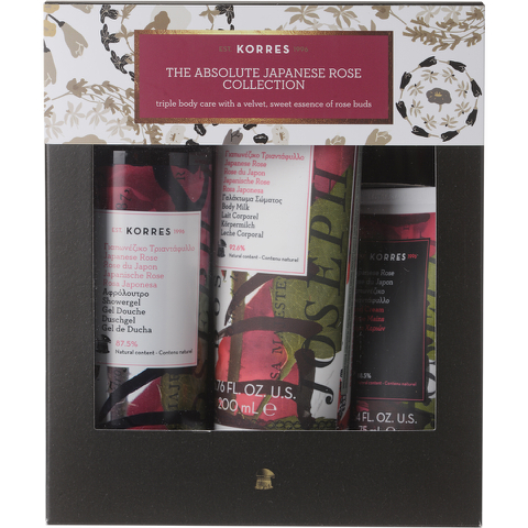 Korres Absolute Japanese Rose Collection